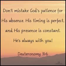 Godsperfecttiming