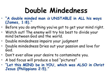 DoubleMinded